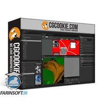 دانلود CG Cookie CGCircuit – LKD 101 Look Development in Substance