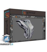 دانلود Gumroad Gunner Mech Concept Design Tutorial
