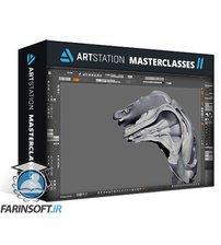 دانلود ArtStation Robo Retro Bust