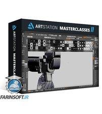 دانلود ArtStation Juggernaut Gun Design Tutorial