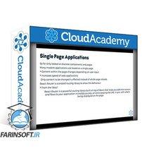 دانلود Cloud Academy Routing in React