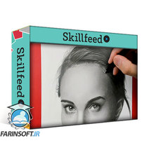 دانلود Skillshare Drawing a Realistic Portrait with Graphite