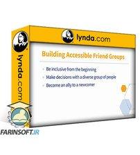دانلود lynda How to Develop Friendships and Connect Meaningfully with Work Colleagues