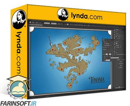 دانلود lynda Illustrator 2021 Essential Training