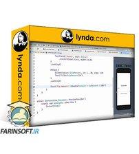 دانلود lynda Introducing App Development for iOS 14