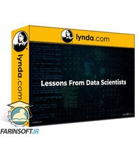 دانلود lynda Lessons from Data Scientists
