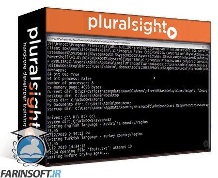 دانلود PluralSight C# Tips and Traps
