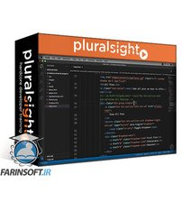 دانلود PluralSight Creating Interactivity with JavaScript Based Bootstrap Components