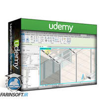 دانلود Udemy Autodesk Revit Structure 2021 – Beginner to Intermediate