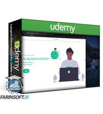 دانلود Udemy Build a JAMStack Blog Site with Gridsome & Tailwindcss