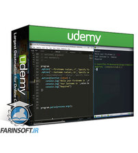 دانلود Udemy Building Command Line Tools with Python,JavaScript and Julia