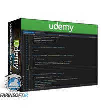 دانلود Udemy C# with WinForms and SQL Create Database Driven Desktop App