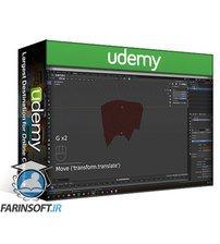 دانلود Udemy How to Make Stylized Flat Color 3D Graphics With Blender
