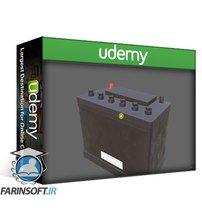 دانلود Udemy Introduction to Batteries (Electrical Engineering)