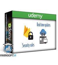دانلود Udemy Manning – Building Web Applications with Firebase