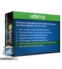 دانلود Udemy Oracle GoldenGate 12c Fundamentals