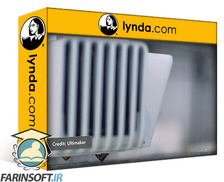 دانلود lynda 3D Printing: Short-Run Production