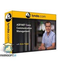 دانلود lynda ASP.NET Core: Communication Management