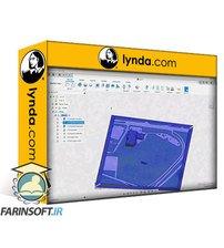 دانلود lynda Fusion 360: CNC Topographic Site Models
