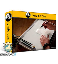 دانلود lynda Learning Logo Design