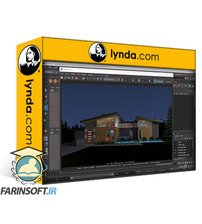 دانلود lynda Maya and Arnold: Exterior Lighting and Rendering