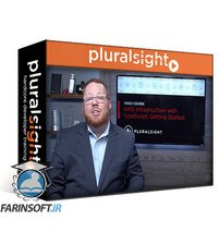 دانلود PluralSight AWS Infrastructure with TypeScript: Getting Started
