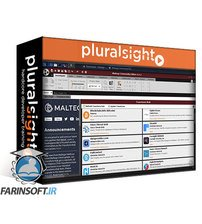 دانلود PluralSight Technical Information Gathering with Maltego CE