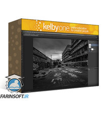 دانلود KelbyOne Mastering Black and White Photography in Photoshop