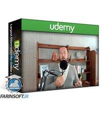 دانلود Udemy Build a spare room studio for rapid video and audio creation
