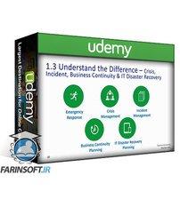 دانلود Udemy Business Continuity Management & ISO 22301 – Complete Guide