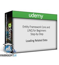 دانلود Udemy Entity Framework Core and LINQ for Beginners Step-by-Step