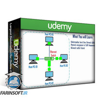 دانلود Udemy Fundamentals of Computer Networking