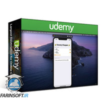 دانلود Udemy Grocery Shopper App using Realm, SwiftUI in iOS