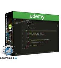 دانلود Udemy JavaScript with Real World App Project