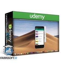 دانلود Udemy Modern Android app using Kotlin, MVVM, Dagger2, RxJava &more