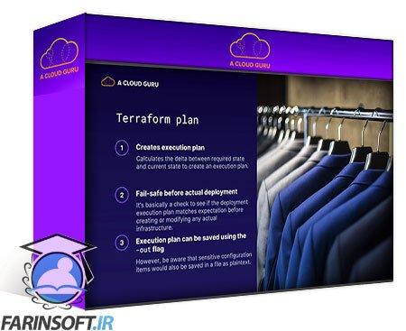 دانلود A Cloud Guru Deploying to AWS with Terraform and Ansible