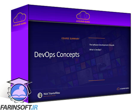 دانلود A Cloud Guru DevOps Concepts
