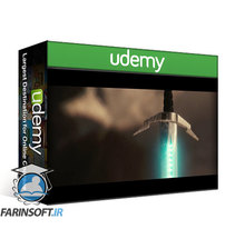 دانلود Udemy gfasttrack – Blender Fast Track Sword in the Stone (Legacy 2.8)