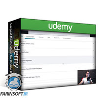 دانلود Udemy Machine Learning & Data Science Masterclass in Python and R