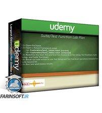 دانلود Udemy Robot Framework Test Concepts (Python, Excel, and Selenium)