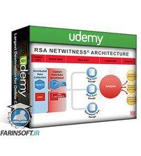 دانلود Udemy RSA Netwitness Logs & Network Analysis