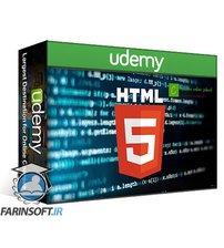 دانلود Udemy The Complete HTML5 Course: From Beginning to Expert
