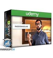 دانلود Udemy The Ultimate OFF-GRID Solar Energy Course. Become a Pro 2020