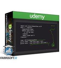دانلود Udemy Using Python to Access Web Data