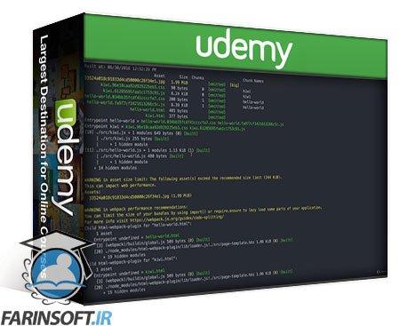 دانلود Udemy Webpack 5: The Complete Guide For Beginners