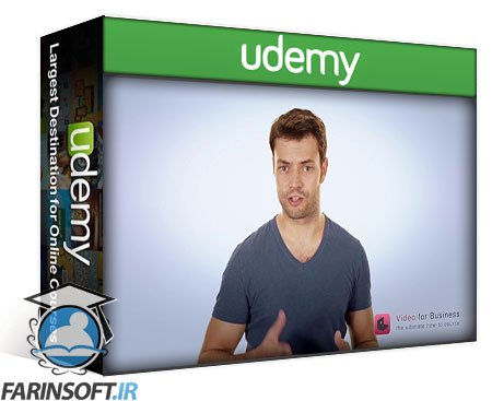 دانلود Udemy Be A Video Production & Video Marketing Master!