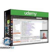 دانلود Udemy Build Full Website using Spring Boot,Thymeleaf & Postgresql