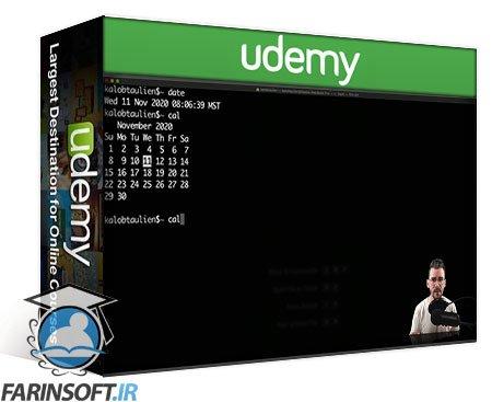 دانلود Udemy Command Line 101