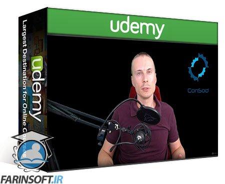دانلود Udemy Control PDF with Python & PyPDF2