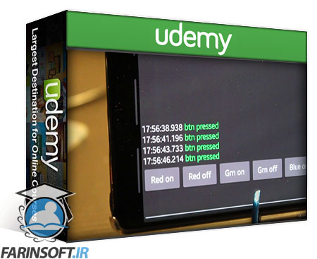 دانلود Udemy Embedded system C in 5 minutes For ARM cortex